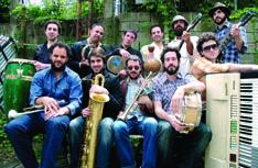 Budos Band voor het eerst in Nederland