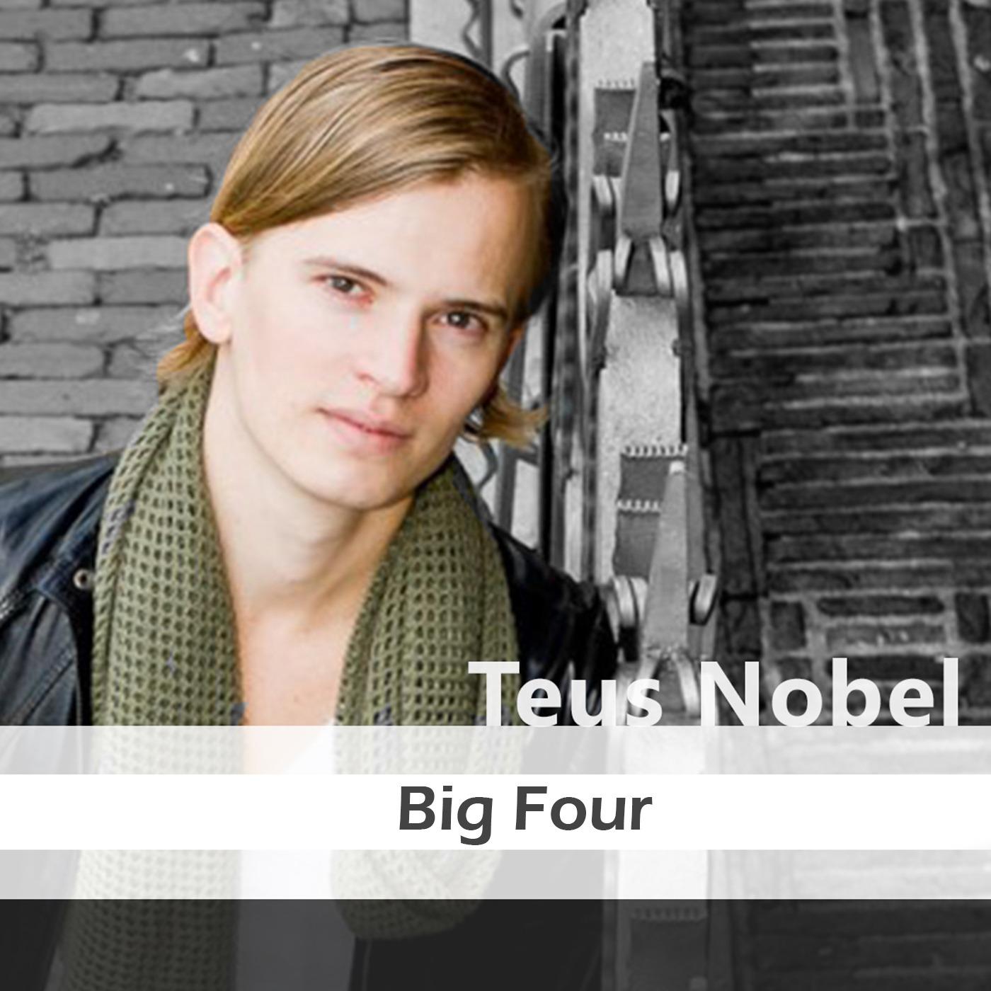 Nieuwe single Teus Nobel LMQ – Big Four