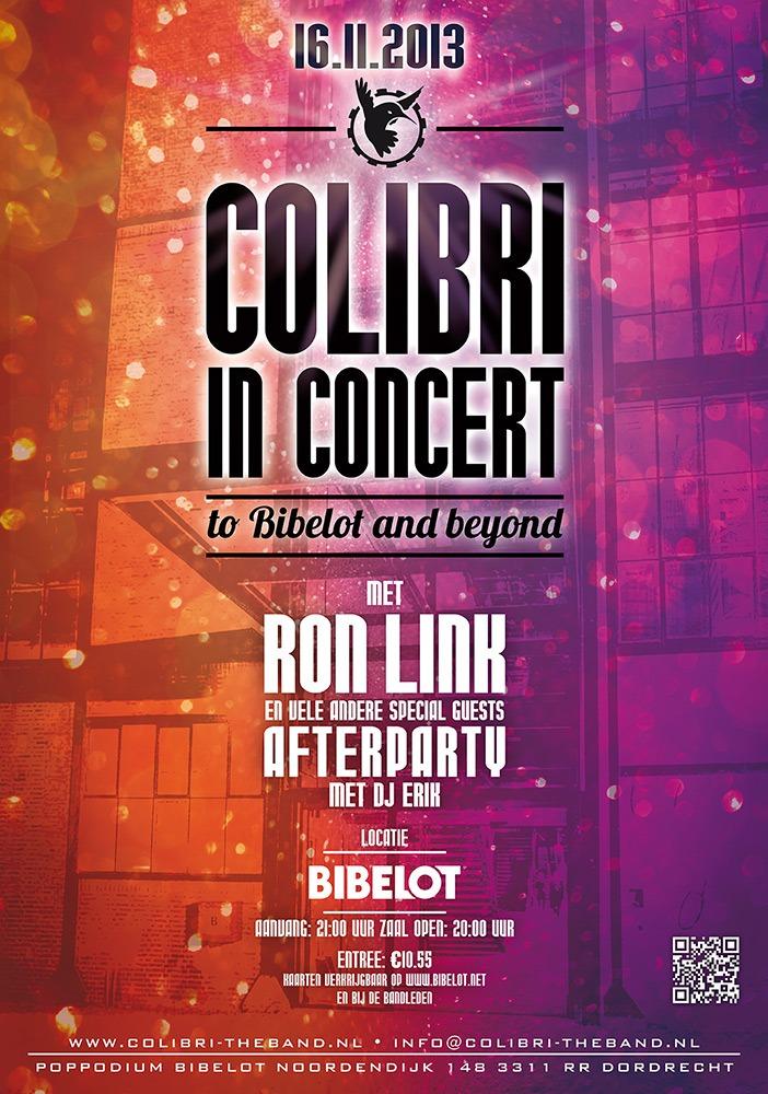 COLIBRI IN CONCERT: to Bibelot and beyond