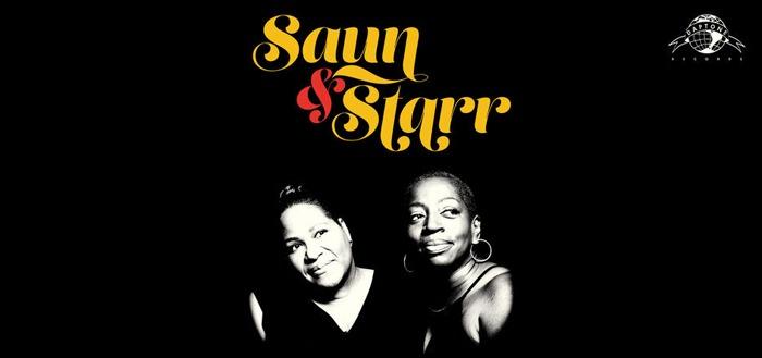 Daptone Records present: Saun & Starr