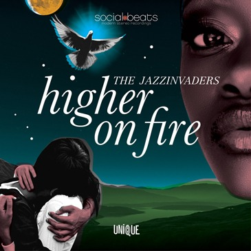 New Jazzinvaders single: Higher on Fire – part 1