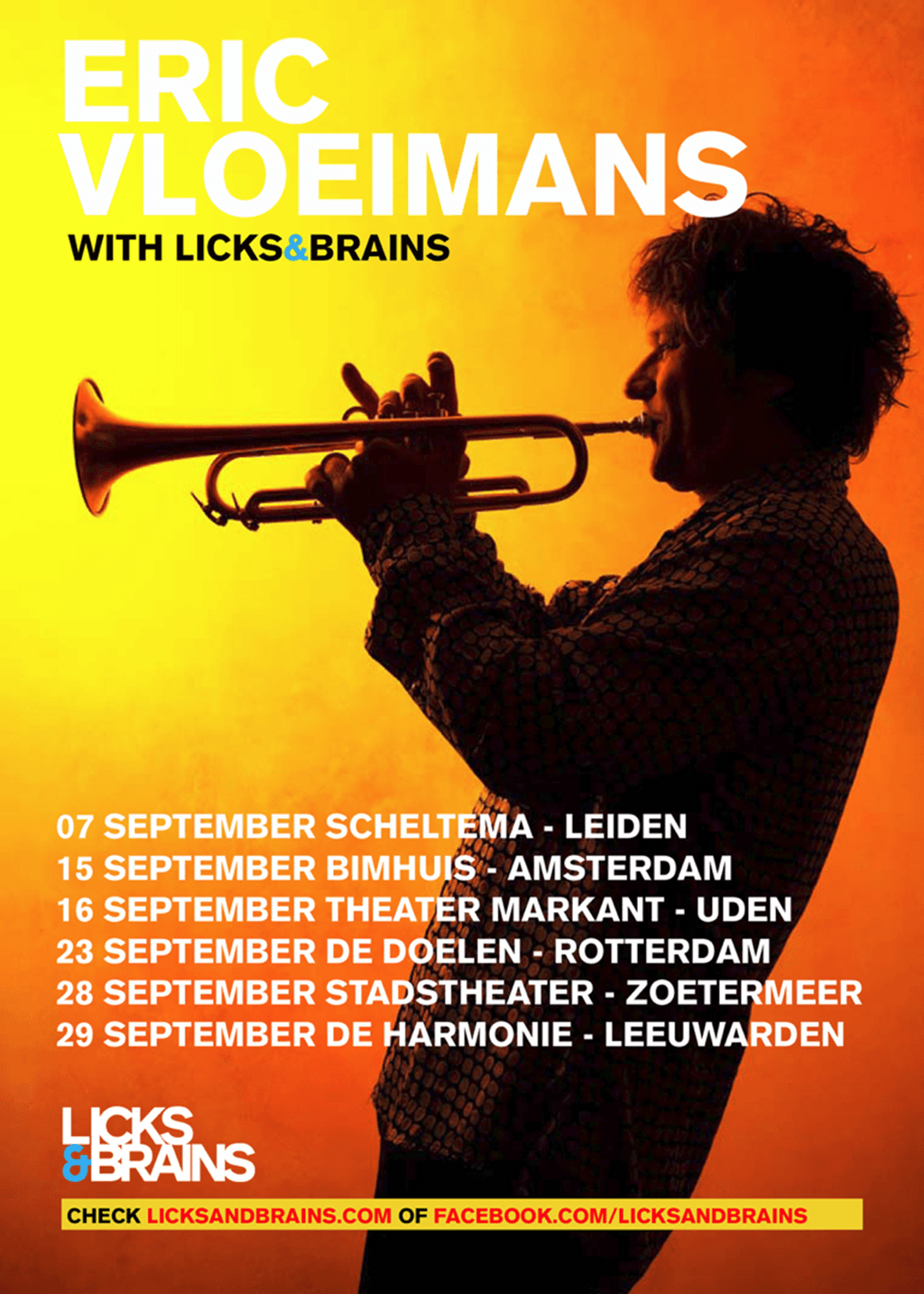 Licks & Brains Vloeimans