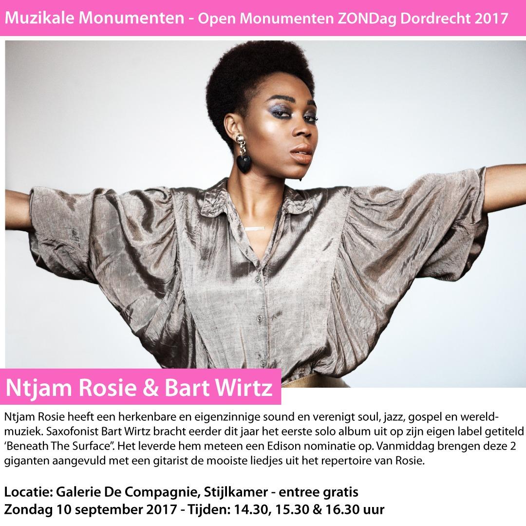 Live Muziek Open Monumenten Dag 2017 Dordrecht