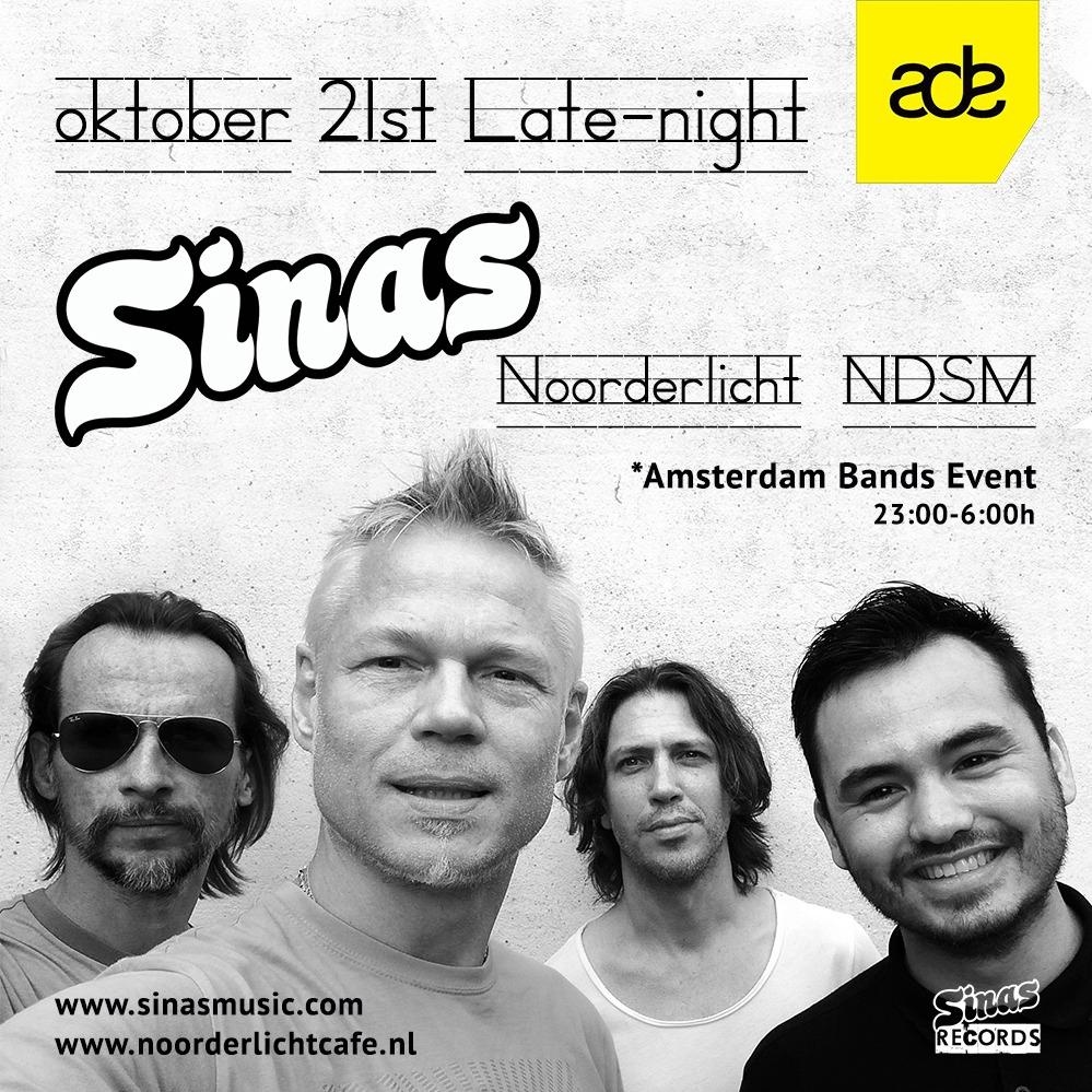 SINAS Amsterdam Dance Event