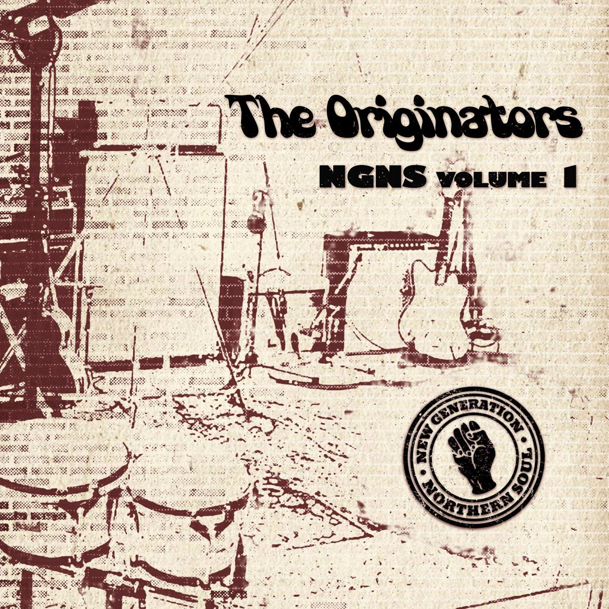 Nieuwe 12″ voor The Originators